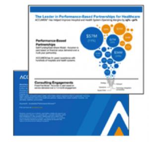 Accumen Performance-Based Partnerships