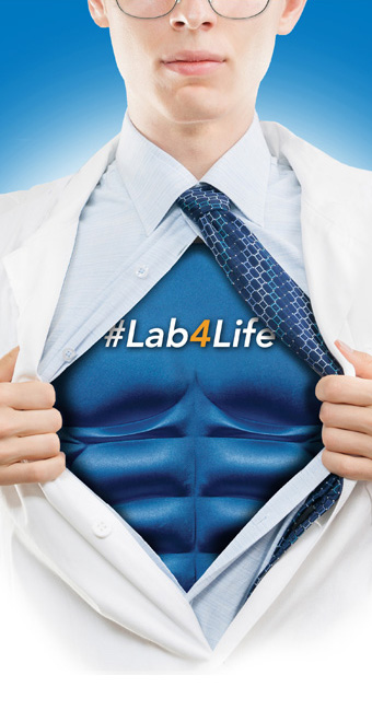 Image for Medical Laboratory Professionals are Health System Heroes