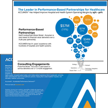 Image for Performance-Based Partnerships for Healthcare