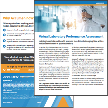 Image for Accumen Virtual Laboratory Assessment