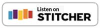 stitcher podcast badge