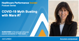 COVID-19 Myth Busting with Mara Episode 7