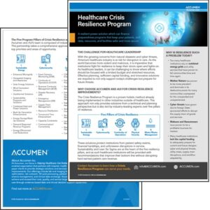 <strong>Healthcare Crisis Resilience Program</strong>
